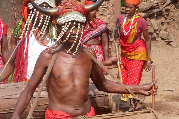 Orissa & Chhatisgarh Tribal Tour ( 15N / 16D )