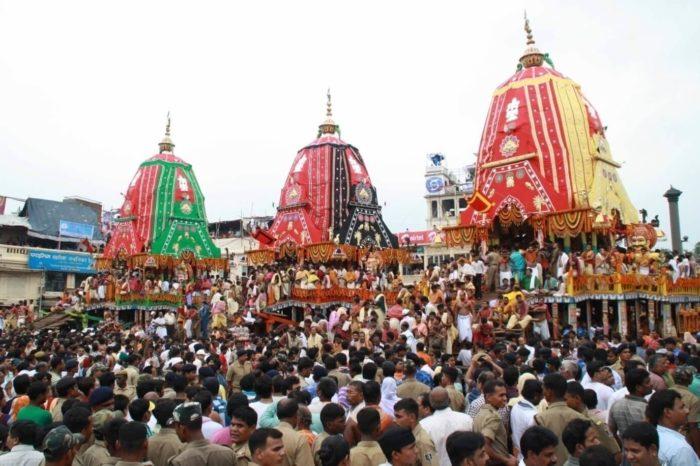 Puri Rath Yatra Festival – 2020